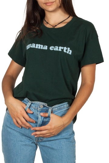 Thinking Mu organic cotton t-shirt Mamma Earth