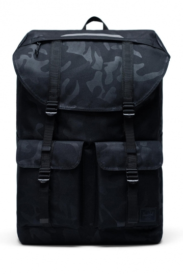Herschel Supply Co. Buckingham Delta backpack black/tonal camo