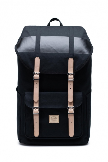 Herschel Supply Co. Little America backpack canvas black