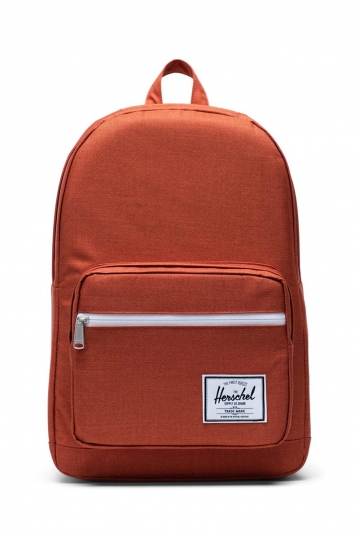 Herschel Supply Co. Pop Quiz backpack picante crosshatch