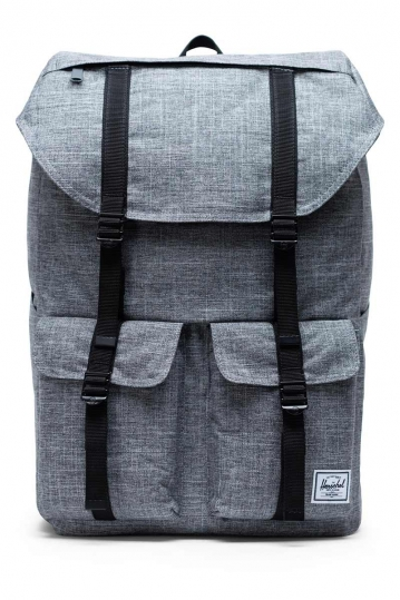 Herschel Supply Co. Buckingham backpack raven crosshatch