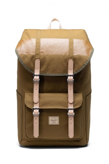 Herschel Supply Co. Little America backpack canvas butternut