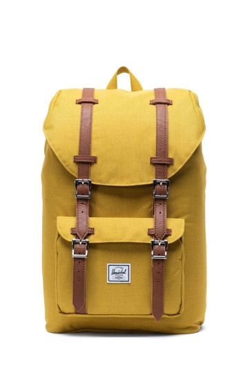 Herschel Supply Co. Little America mid volume backpack arrowwood crosshatch