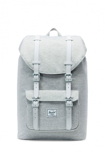 Herschel Supply Co. Little America mid volume backpack light grey crosshatch