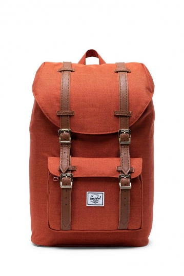 Herschel Supply Co. Little America mid volume backpack picante crosshatch