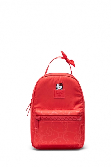 Herschel Supply Co. Nova mini backpack Hello Kitty red