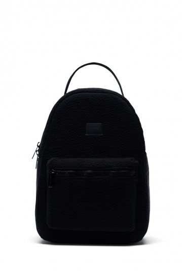 Herschel Supply Co. Nova small backpack black sherpa