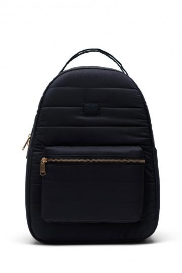 Herschel Supply Co. Nova mid volume backpack black quilted