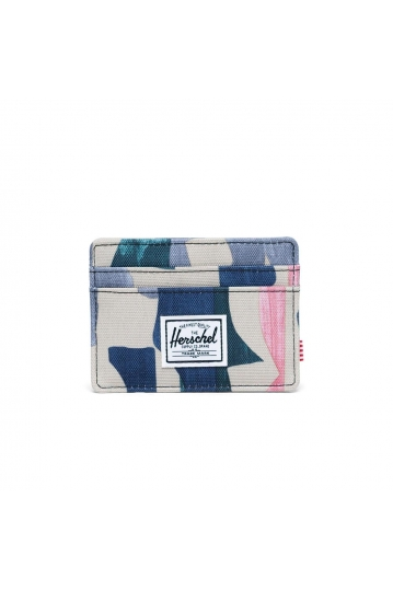 Herschel Supply Co. Charlie RFID wallet abstract block