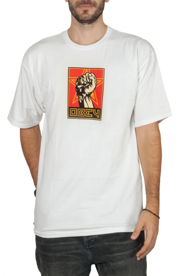 Obey t-shirt Fist 30 years