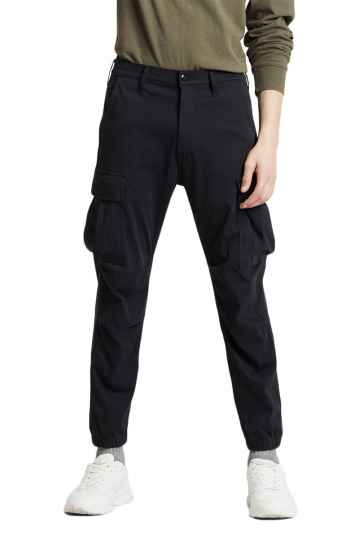 Levi's® tapered cargo pants black