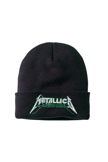 Amplified Metallica Master of Puppets beanie
