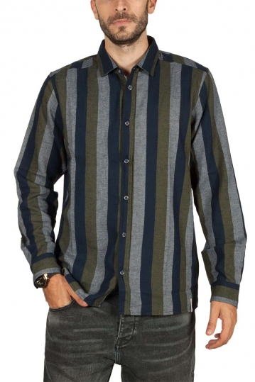 Anerkjendt Akles striped shirt