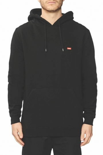 Globe Mini Bar hoodie black