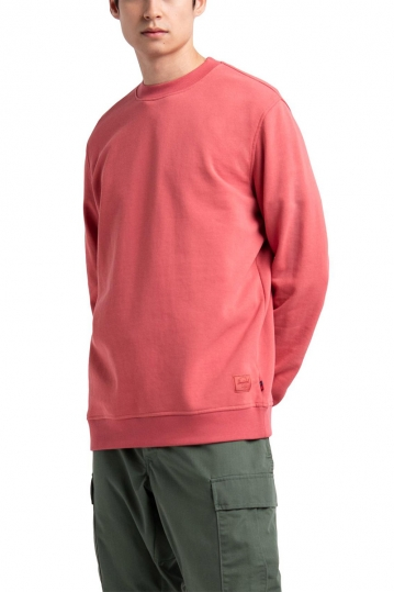 Herschel Supply Co. men's crewneck mineral red
