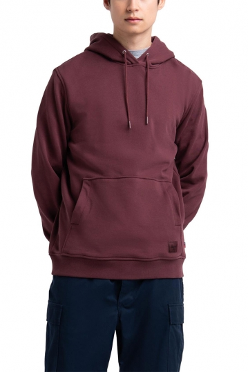 Herschel Supply Co. men's pullover hoodie plum