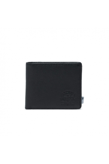 Herschel Supply Co. Roy coin XL+Tile wallet black leather