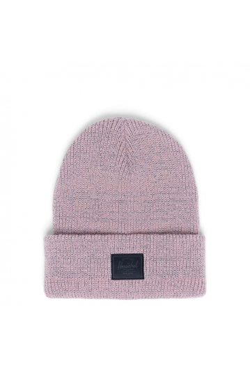 Herschel Supply Co. Abbott beanie ash rose reflective