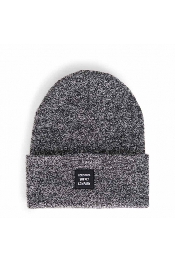 Herschel Supply Co. Abbott beanie heather black