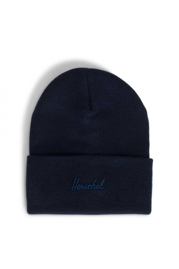 Herschel Supply Co. Aden beanie peacoat