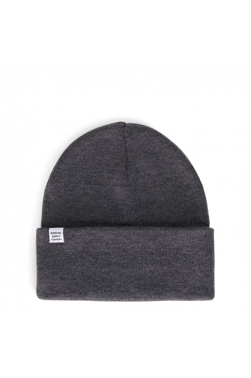 Herschel Supply Co. Frankfurt beanie charcoal