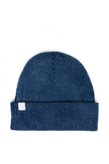 Herschel Supply Co. Quartz beanie mid wash indigo