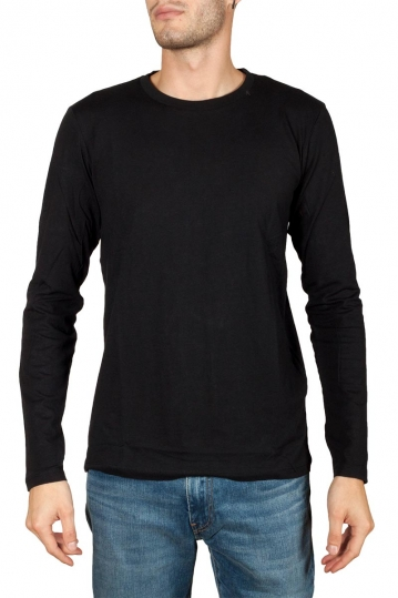 Replay long sleeved t-shirt black