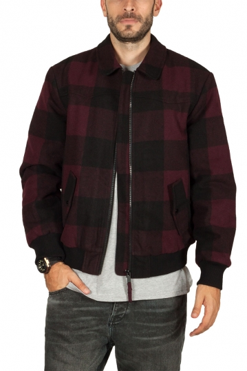 Thinking Mu wine checks Harry jacket