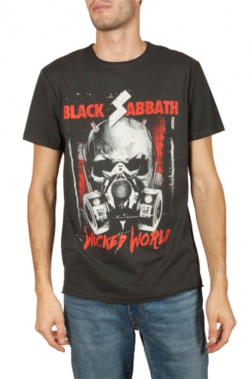 Amplified Black Sabbath Wicked World t-shirt