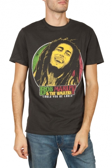 Amplified Bob Marley Will you be loved t-shirt