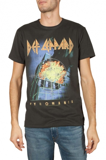 Amplified Def Leppard Pyromania t-shirt