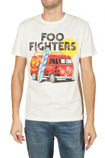 Amplified Foo Fighter camper van t-shirt