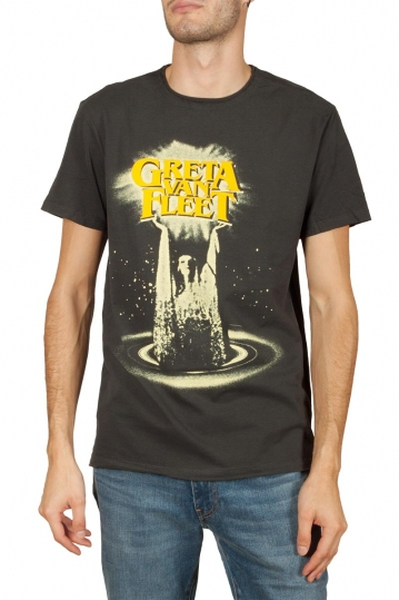 Amplified Greta Van Fleet Hands in Air t-shirt