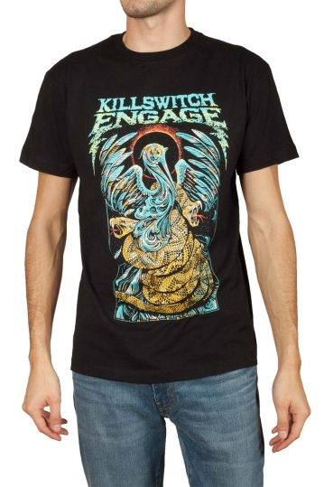 Amplified Killswitch Engage Crane t-shirt