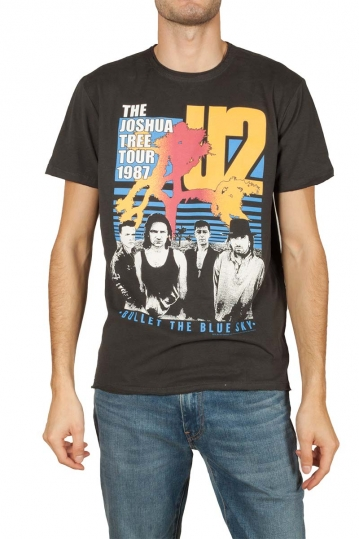 Amplified U2 Bullet the blu sky t-shirt