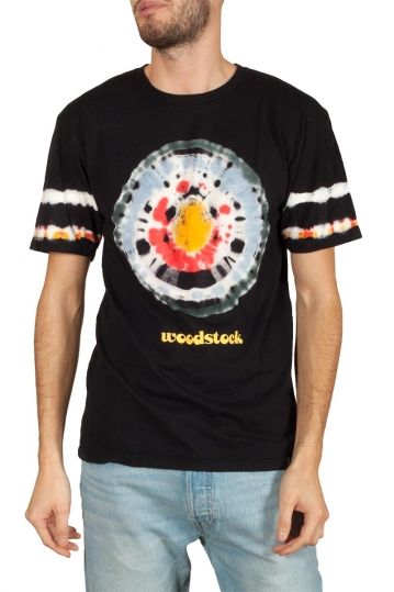 Huf Woodstock Team t-shirt