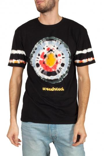 Huf Woodstock Team t-shirt
