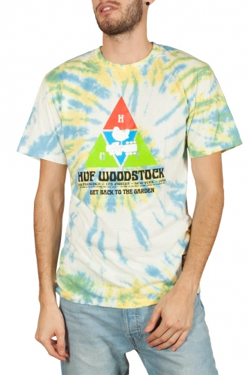 Huf Woodstock Peaking t-shirt