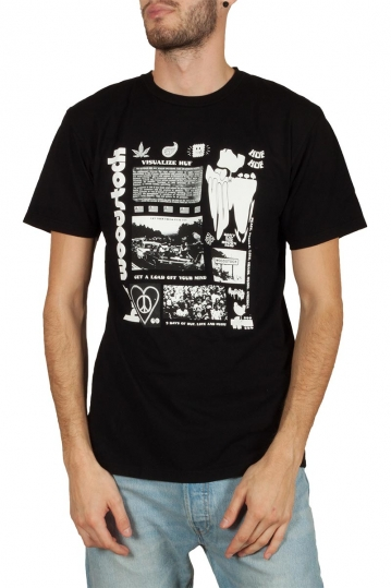 Huf Woodstock Visualize t-shirt