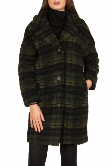 Minimum Belinde faux shearling coat