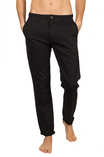 Minimum Norton chino pants black