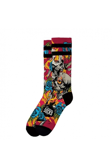 American Socks Fireball - men