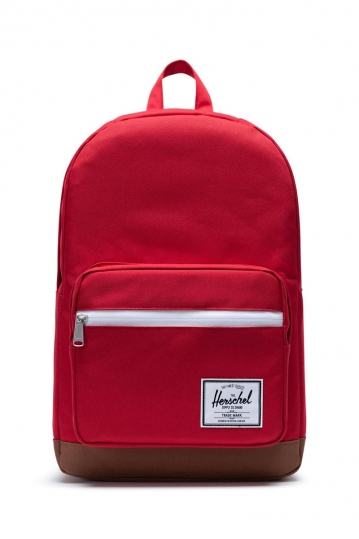 Herschel Supply Co. Pop Quiz backpack red/saddle brown
