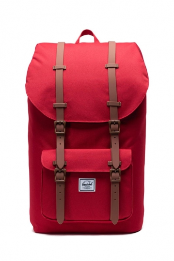 Herschel Supply Co. Little America backpack red/saddle brown