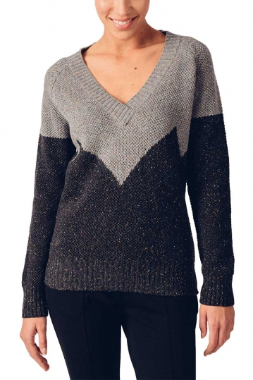 Skunkfunk Apaioa melange sweater