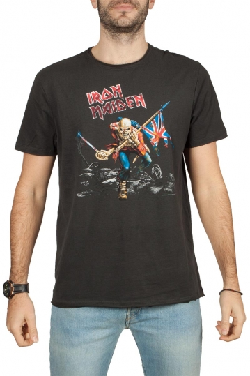 Amplified Iron Maiden 80 Tour t-shirt