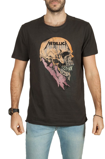 Amplified Metallica Sad but true t-shirt