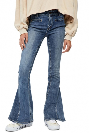 Free People Dream lover flare jeans