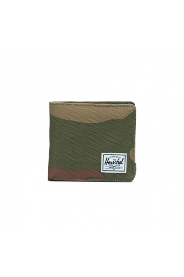 Herschel Supply Co. Hans coin XL wallet RFID woodland camo