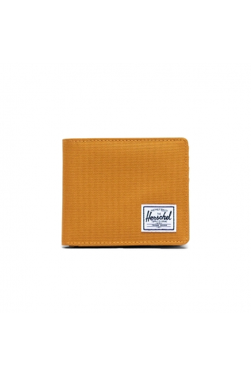 Herschel Supply Co. Roy coin XL wallet RFID buckthorn brown
